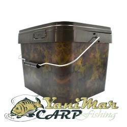 CAMO Bucket 10ltr Green Cover