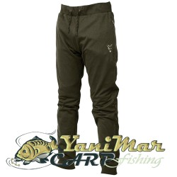 Fox Collection Green Silver Lightweight Joggers