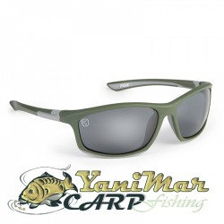 Fox Sunglasses Fox Green Silver Grey Lense