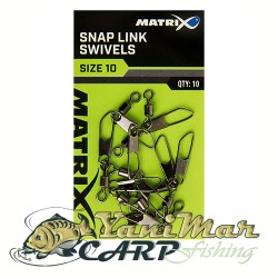 Matrix Snap Link Swivels Feeder