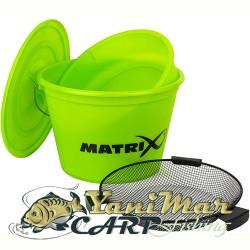 Matrix Lime Bucket Set