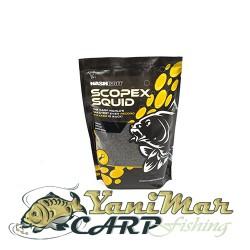 Nash Scopex Squid Feed Pellets