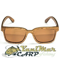 Nash Timber Amber Sunglasses