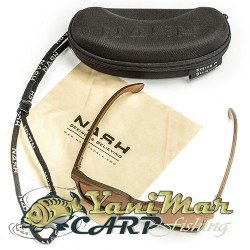Nash Timber Amber Sunglasses