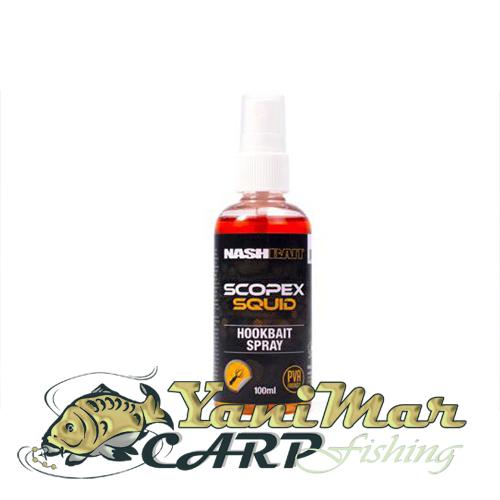 Nash Scopex Squid Hookbait Spray