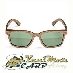 Nash Timber Green Sunglasses