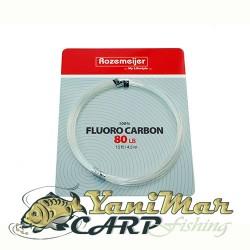 Rozemeijer 100% Fluoro Carbon 80lb 15ft/4,5m