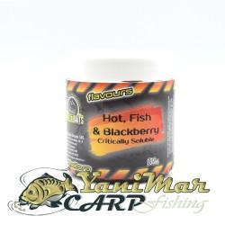 Secret Baits Hot Fish And Blackberry Critically