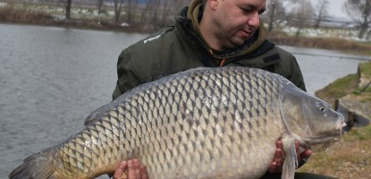 Личен Рекорд- 27.5 кг, Bogrov Lake