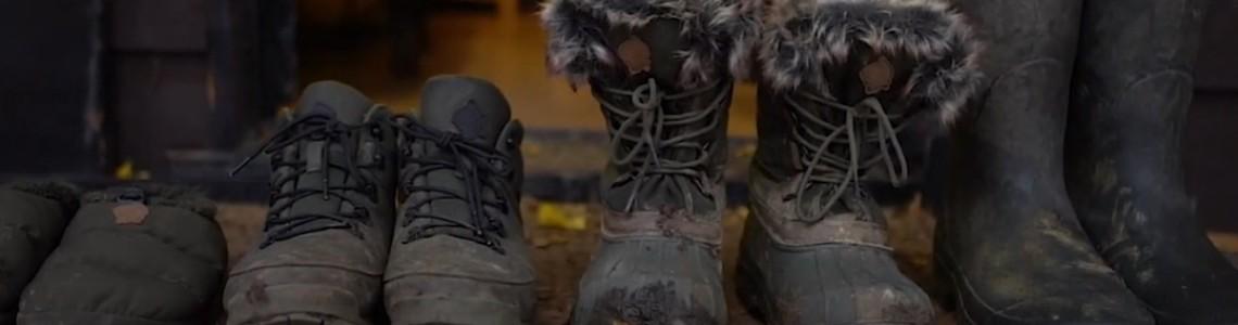 Обувки и ботуши Nash