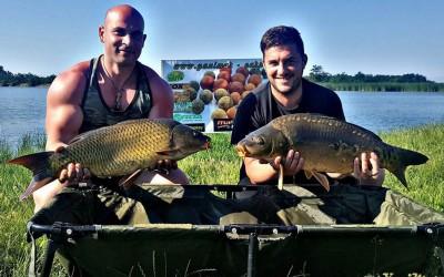 72 часов риболов на яз. Борец с протеинови топчета Carp 22