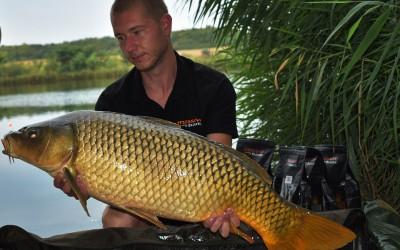 Carp Fishing Lacul Varlaam