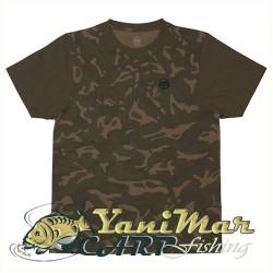 Fox Chunk Camo Khaki Edition T-Shirt