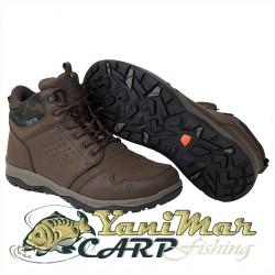 Fox Chunk Khaki Mid Boots