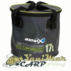 Matrix ETHOS® Pro EVA Bait Bowls Lid & Handles 20 Litre