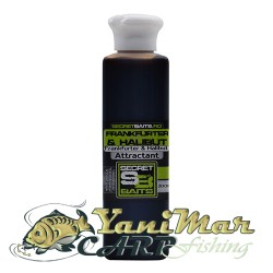 Atractant Secret Baits Frankfurter/Halibut 200ml