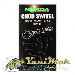 Korda Chod Swivel size 11