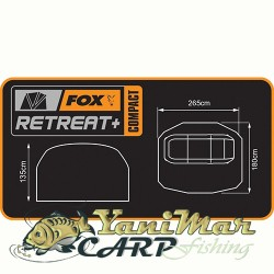 Fox Retreat Ripstop Ventec 1 Man Compact
