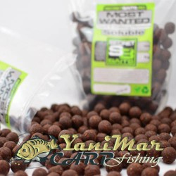 Carp boilies squid end mulberry
