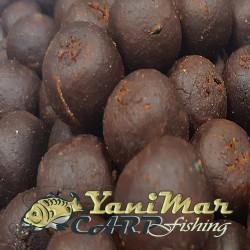 Carp boiles Halibut Spice