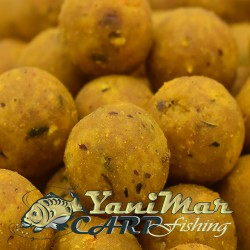 boilies Spice Banan 18mm