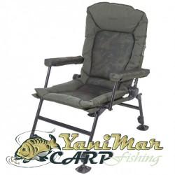 Nash Indulgence Hi-Back Camo Chair