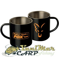 FOX Stainless Steel Mug - 400ml