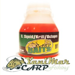 Spicy squid Krill Octopus