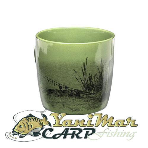 Fox Ceramic Mug Scenic