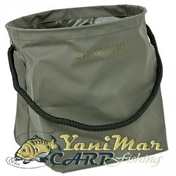 Shimano Olive Collapsible Bucket
