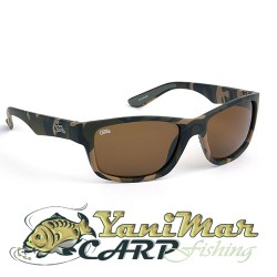 Fox Chunk Sunglasses Camo Brown lense
