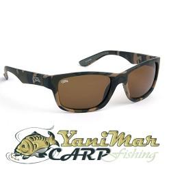 Fox Chunk Sunglasses Camo Brown lense
