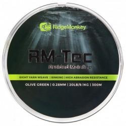 RidgeMonkey RM-Tec Braided Mainline