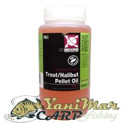 CCMoore Trout/Halibut Pellet Oil