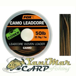Fox Edges Camo Leadcore 50lb