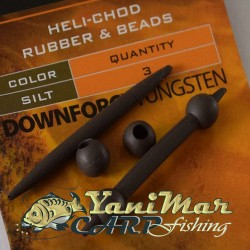 PB Products Heli-Chod Rubber and Beads