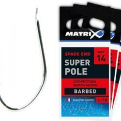 Matrix Super Pole Barbed